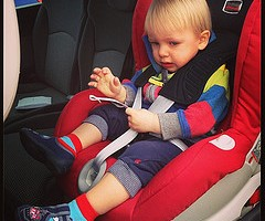 Britax Baby Car Seats : Thoughts on a 15 Year Love Affair