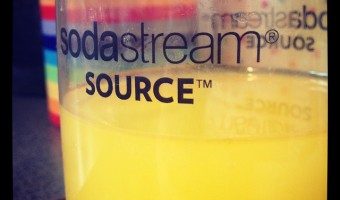 Review: SodaStream Machine.