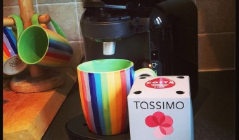 Kitchen Gadgets: the Tassimo Vivy.