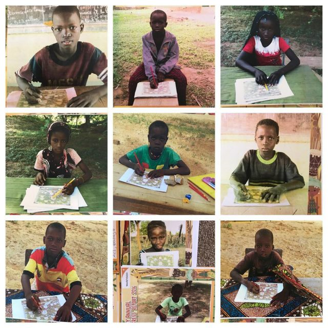 10 of our 11 blogger shareniger children sponsored 5 yearshellip
