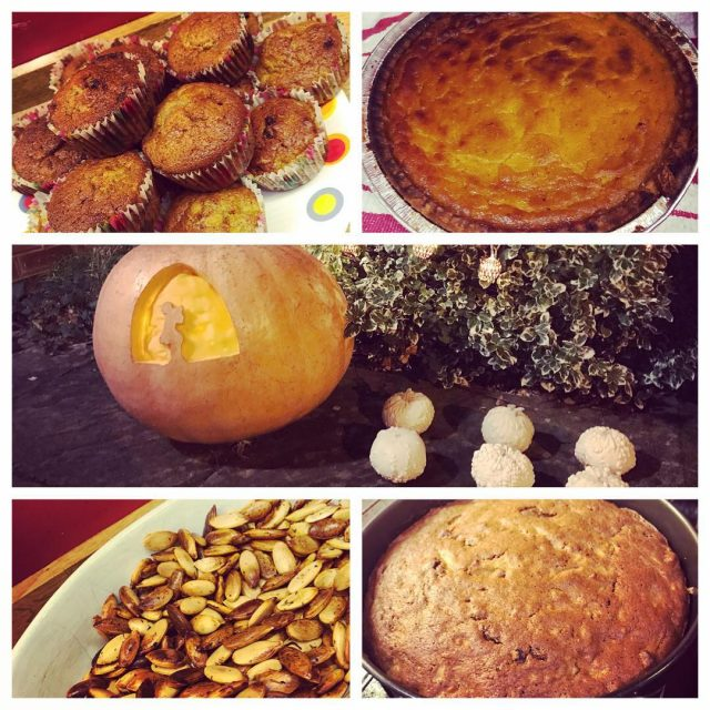 A Cinderella pumpkin carving 30 pumpkin muffins toasted seeds 2hellip